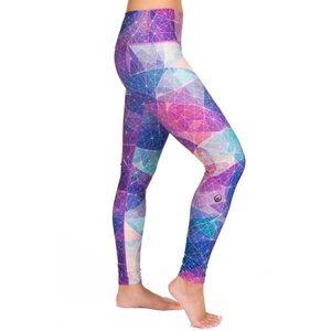 🧘🏻♀️ INNER FIRE 'Geometrica' Yoga Leggings